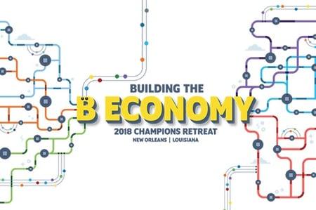 B Corp Champions Retreat 2018 Logo