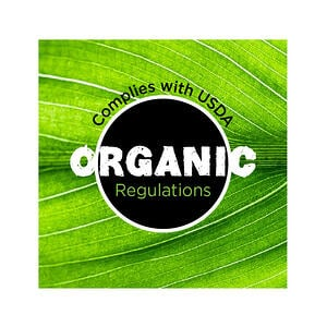 Complies with USDA Organic Regulations Shopify Square