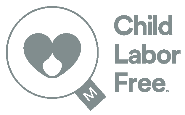 Child Labor Free Certified to Manufacturing Level logo