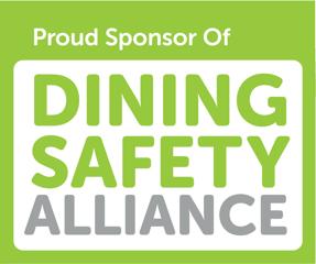 Dining Safety Alliance Sponsor Logo
