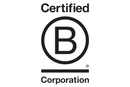 B corp logo certification