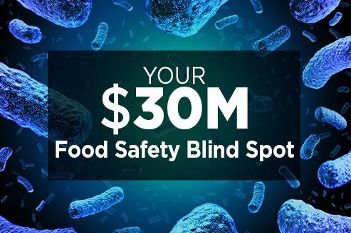 30M Food Safety Blind Spot Blog