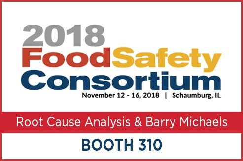 Food Safety Consortium Booth 310