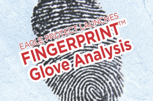 Eagle Fingerprints Gloves to Further Verify Food Safety