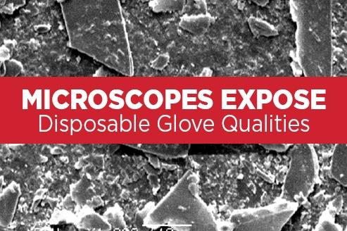 Microscope Expose Gloves Blog