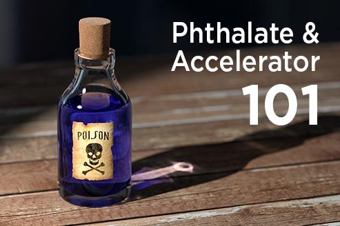 Phthalate & Accelerator 101 Blog