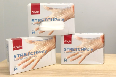 StretchPoly Gloves - Economic, Durable & Environmental Benefits