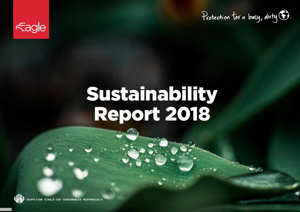Proud of Reduced 2018 Sustainability Impact